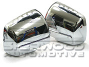 Soul Chrome Mirror Covers