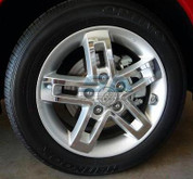 Soul Chrome Wheel Cover Set 20pc