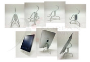 Amazing ipad/iphone/camera/device Cradle Holder Shape changing pad holder phone holder