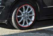 Alloy Wheel Protector Surround Set DIY