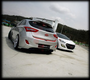 2012+ i30 ADRO FULL Body Kit