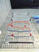 Elantra XD Avante Turbotek Carbon Fiber Strut Bar