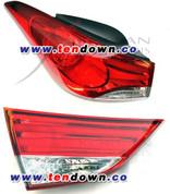 2011-2014 Elantra MD LED Taillight Set 4pc LH/RH