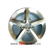 "07NF 17"" OE Alloy Wheel Rim"
