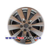 "07NF 17"" OE Alloy Wheel Rim Type 2"
