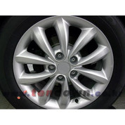 "06TG 17"" OE Alloy Wheel Rim Type 2"