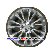 "10TG 17"" OE Alloy Wheel Rim"