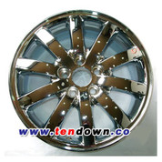 "07EQ 16"" OE CHROME Wheel Rim"