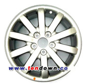 "07EQ 16"" OE SILVER Wheel Rim"