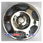 "07EQ 16"" OE CHROME Limo Wheel Rim"