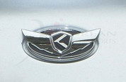 2011 + Picanto / Morning K-WING Badge Emblem Logo Grill or Trunk Replacement