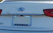 2006.5 - 2008 Optima / Magentis PLATINUM/Carbon 3D Badge Emblem Set Grill Trunk Caps Steering