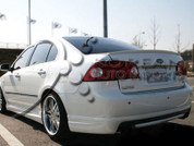 2006.5-2008 Optima FNB Rear Bumper Lip/Diffusor
