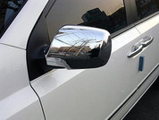 Sedona 07 Chrome Side Mirror Covers