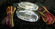 2003-2006 Sorento Angel Eye Chrome Side Marker Lights
