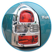 Tucson Chrome Tail Light Covers