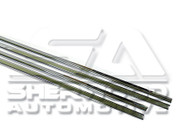 Tucson Chrome Window Sill Set