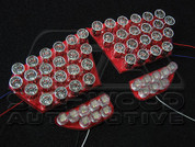 2007+ Elantra LED Taillight Modules