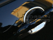 Spectra Chrome Door Handle Shells