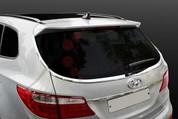 2013-2014 Santa Fe 7 PASSENGER Chrome Rear Window Molding Set 4pc