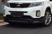 2014+ Sorento R Luxgen Front Bumper Valance Lip Attachment