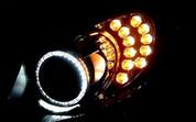 2014+ Forte XLOOK 2-way LED Headlight Turn Signal Module Set 2pc DIY