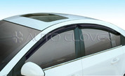 Chevy / Holden Cruze Tinted Window Visors