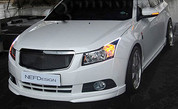 Chevy / Holden Cruze NEFD Front Bumper Valance