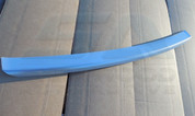2010-2012 Santa Fe SILVER Rear Bumper Paint Guard Protector Mold