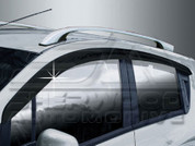 Chevy / Holden Spark Smoke Window Visors