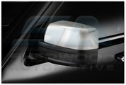 Dodge Nitro Stainless Steel Chrome Mirror Caps 2pc