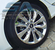 "2011+ Sonata YF i45 18"" Chrome Wheel Covers"