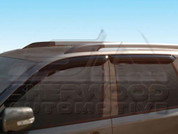 Borrego Smoke Window Visors