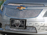 Chevy / Holden Cruze E&G 3Piece Super Fine Mesh Grill Set