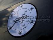 Sportage R&T Chrome Fuel Door Cover