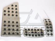 2011+ Sorento Aluminum Sport Pedal Set