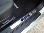 2012 - 2014 Genesis Sedan LED Door Sills