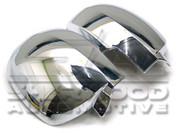Getz/Click Full Chrome Mirror Covers