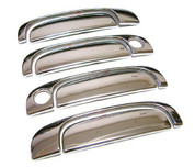 Rio Chrome Door Handles