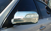 2006.5-2008 Optima Chrome Mirror Covers for LED version