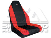 Red Neoprene Seat Cover