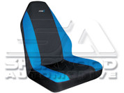 Blue Neoprene Seat Cover