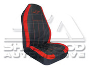 Red Sportex Seat Cover