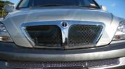 2003-2006 Sorento Stainless Steel Mesh Bumper Insert