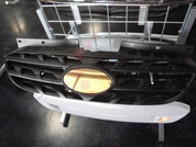 2010-2012 Genesis Coupe USA OE Grill Black