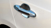 2014+ Rondo/Carens Chrome Door Handle Shells Set 4pc
