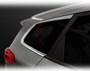 2014+ Rondo/Carens Chrome Rear Window C-Pillar Set 2pc