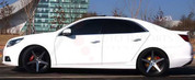 2013+ Chevy Malibu Body Kit Side Skirts 2pc LH/RH