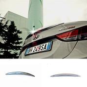 2011-2013 Sonata YF Chrome Infiniti Style Rear Spoiler