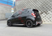 2013+ Chevy Spark LT NEFD Side Skirts 2pc